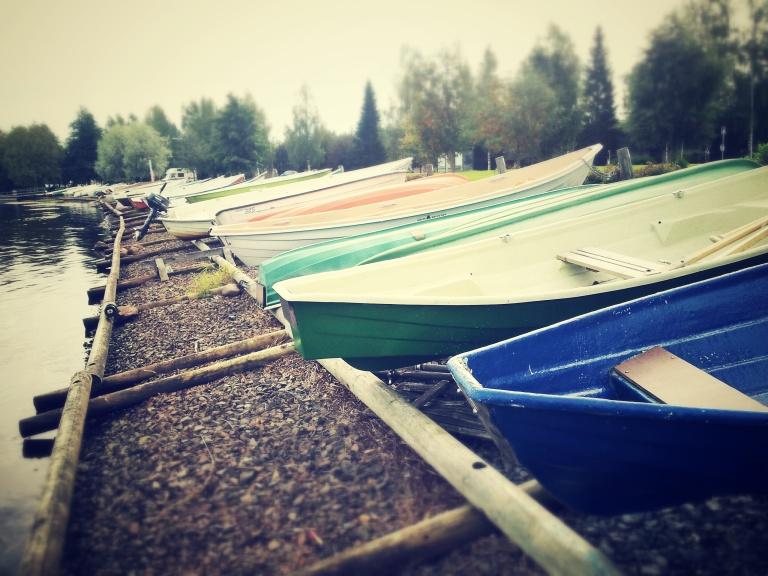 Oulu boats