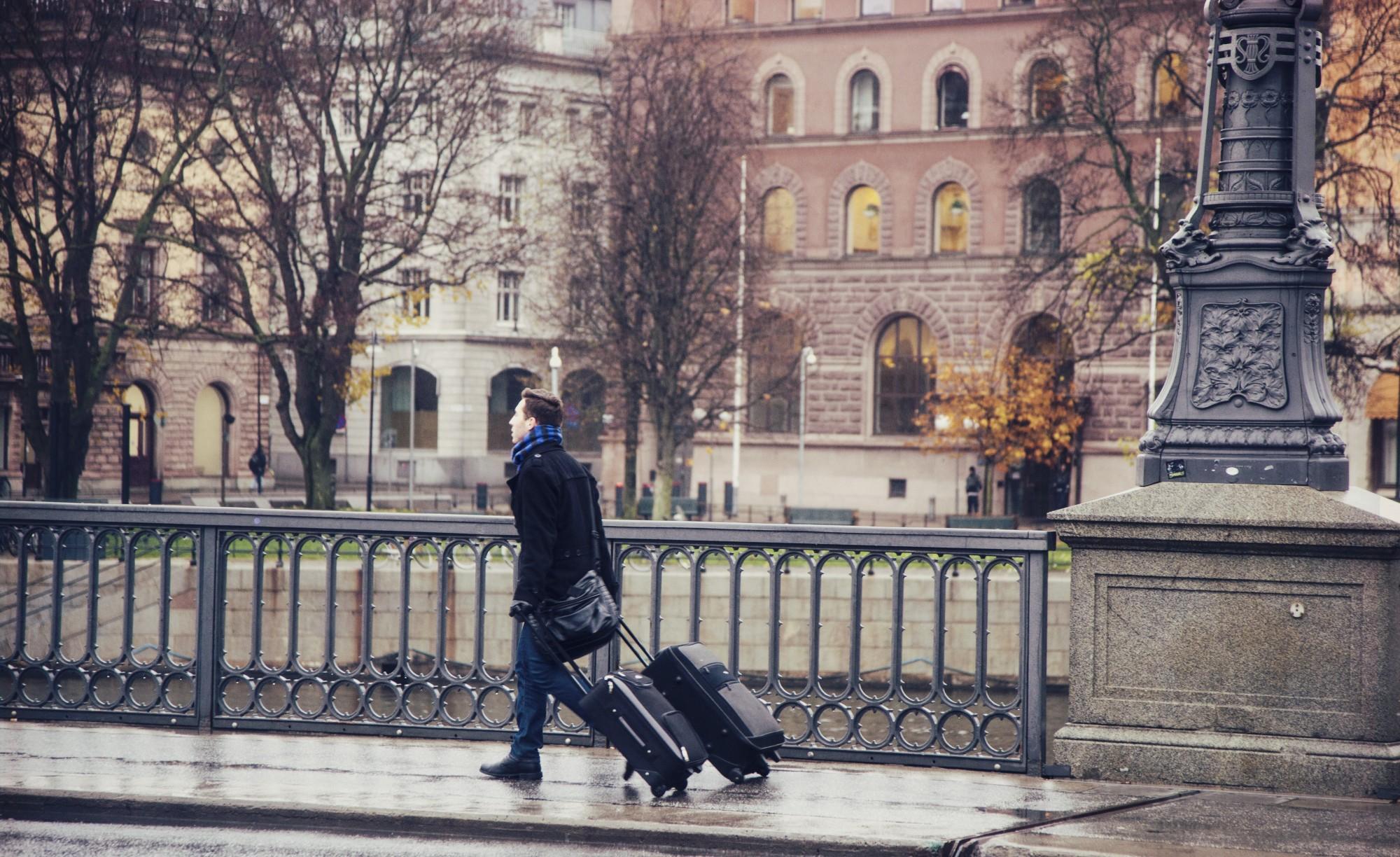 #Traveler